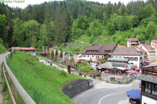 Kronenlichtspiele Triberg Im Schwarzwald